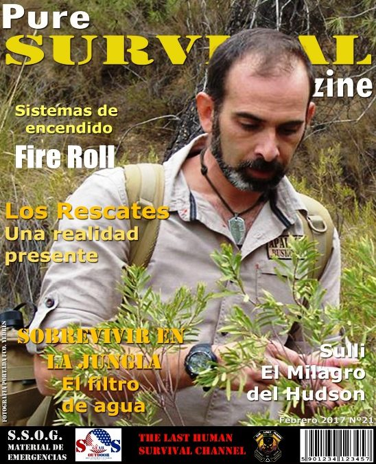 2da edición Pure Survival Magazine